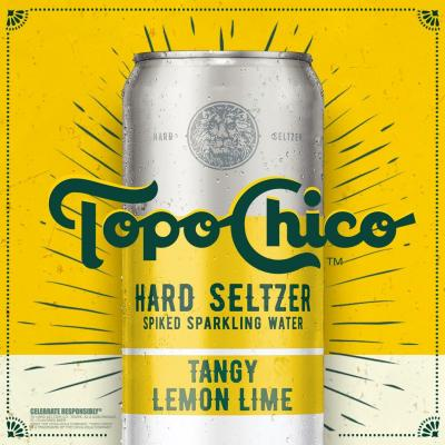 Let the sparkling bubbles amplify the freshness alongside lemon's subtle sweetness in our new delicious Tangy Lemon Lime Hard Seltzer.